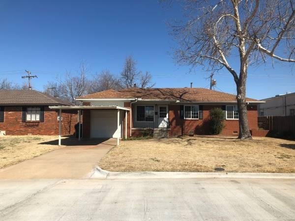 Newly remodeled- it's FRESH and READY to go! Big living room, updated kitchen and bathroom, newer double-paned windows, big back yard, large shed! Great starter home or investment property. Home being sold AS IS only, buyer to verify all information.
