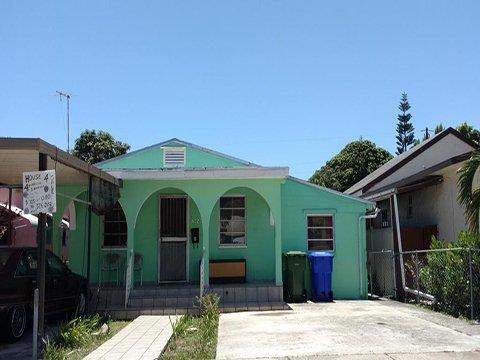 Close to Coconut Grove in Miami