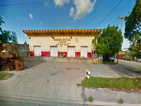 OFF MARKET Industrial Building. Permitted Zoning RU-3B (according to seller).