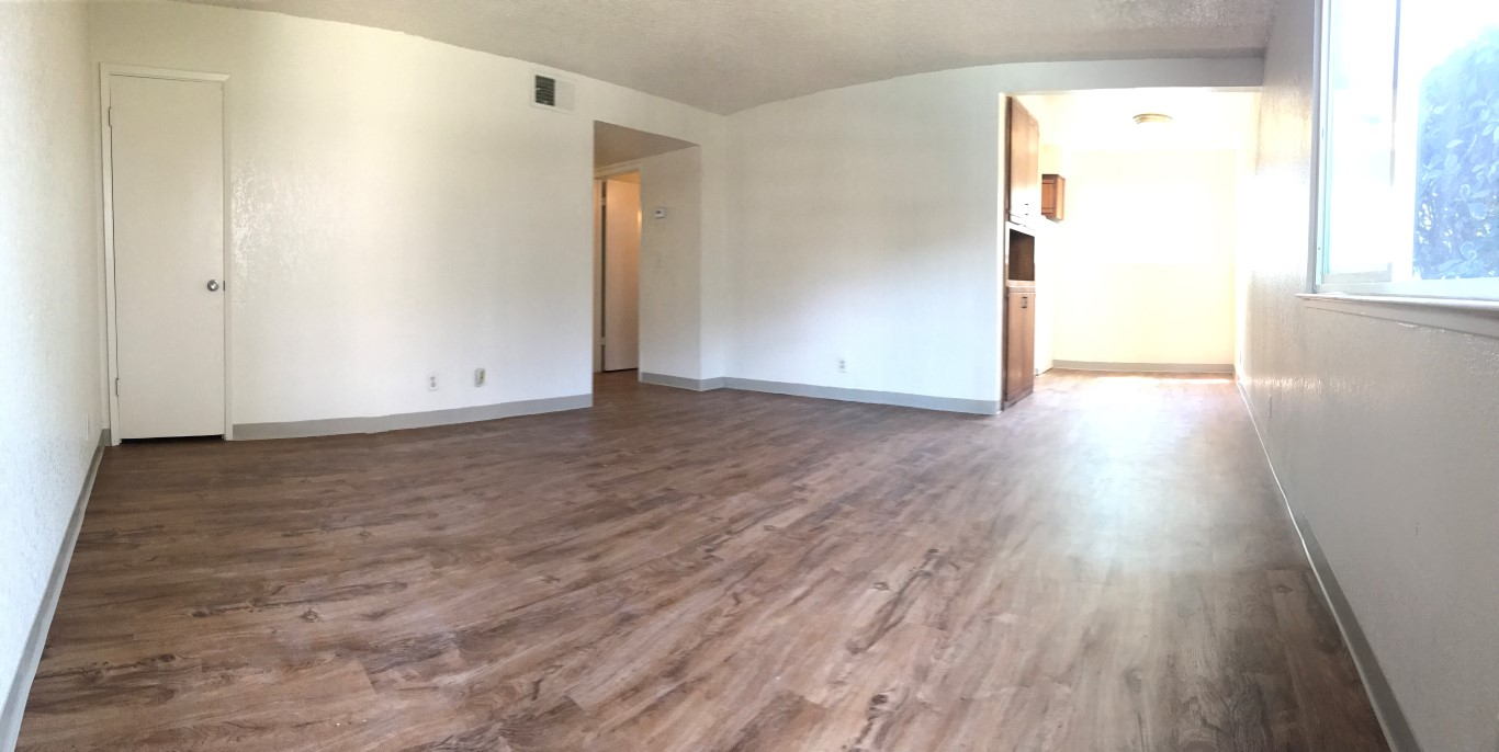 Rent $750 Deposit $750 1459 E 21st St (W Olive Ave, Right on G St, left on E 21st) Downstairs apartment, 								living room, dining room, new carpet throughout, new blinds, new appliances.   Lease Term:   1 year To obtain a credit application, click on APPLICATION Tab Above.  Credit Check required = $20 processing fee per applicant (Payable by cashiers' check or money order) All tenants are required to obtain renters insurance of at least 50K prior to signing lease. FOR MORE INFORMATION – CALL GONELLA PROPERTY MANAGEMENT AT (209)383-6277!  Gonella Realty Inc. DBA Gonella Property Management CalBRE#00654462
