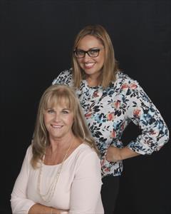 Laura Edmondson & Krystle Bevins