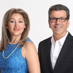 Alex Sidransky & Brenda Vejar Team