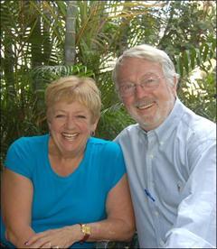 Sheena & Bob Murray
