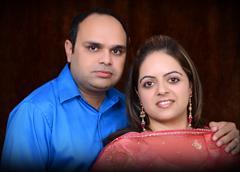 Amy & Sukh Gill