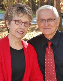 Joyce and Jay Burkeen