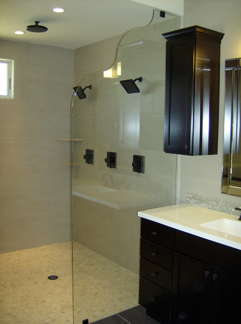 Custom Shower Doors Davis, CA